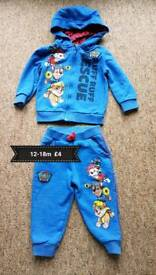 Various baby/toddler items