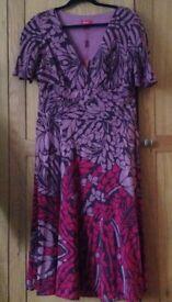 NEW MONSOON floral dress sz.14