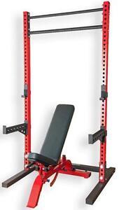 New eSPORT TP017s Complete Set New Monster CrossFit ½ Rack Kelowna BC Warehouse
