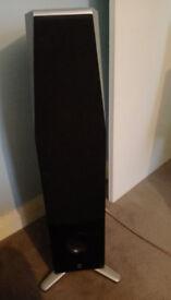Yamaha Soavo 3 Floorstanding Speakers black