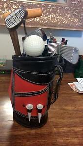 Set golf kitchen Vintage Golf/Club& Bar