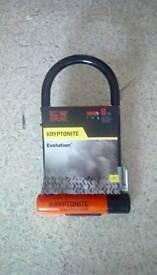 Kryptonite d lock brand new