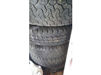 land rover rims and tyres