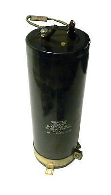 Siemens B41471-a9369-t Capacitor 36000 Uf 100 Volt