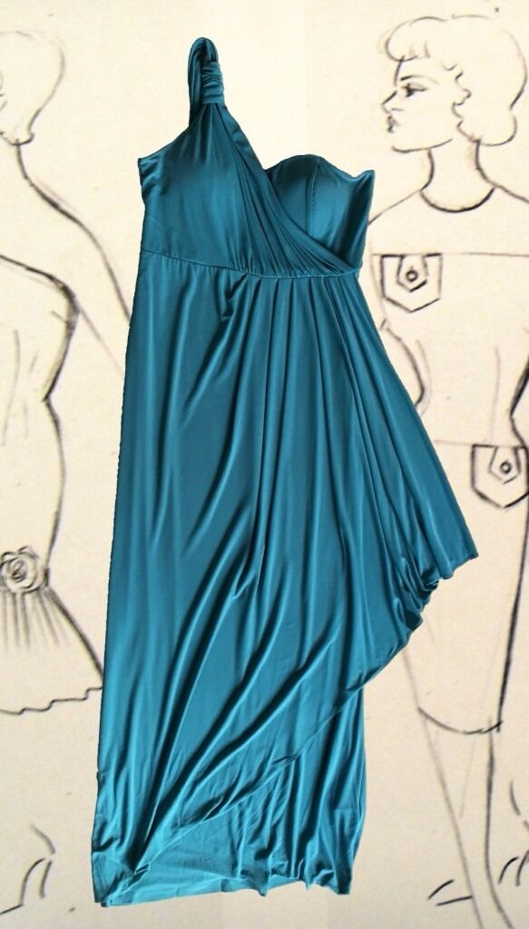 "Debenham's ""Debut"" Evening/Bridesmaid/Prom dress"