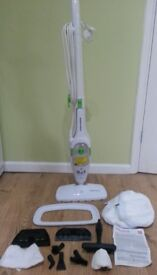 Morphy Richards 720020 9-in-1 Upright and Handheld Steam Mop
