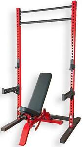 New Monster CrossFit ½ Rack Kelowna BC Warehouse