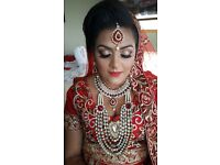 Asian Bridal Makeup Artist and Stylist (Instagram @glowmakeupuk) SPECIAL OFFER ON BRIDAL PACKAGES
