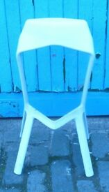 Designer Bar Stool - MIURA by Plank - CHARITY