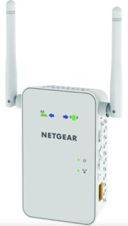 Netgear EX6100 – AC750 Dual Band WiFi Range Extender