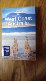 Lonely Planet Guide and Campsite Australia Books