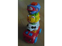 Fisher-Price Stacking Fire Engine