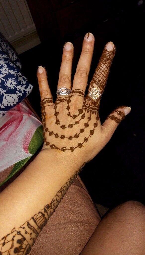 Henna/ Mehandi in York