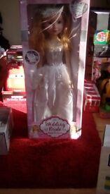 My wedding doll