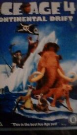 ice age 4 continental drift dvd brand new still in packaging
