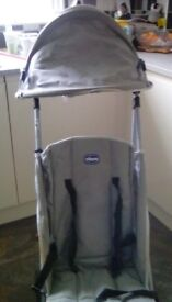 Chicco Stroller colour grey