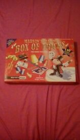 Marvins box of tricks (kids magic set)