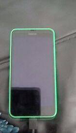 Green nokia lumia 635