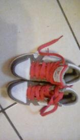 girls shoes sizes 12/13