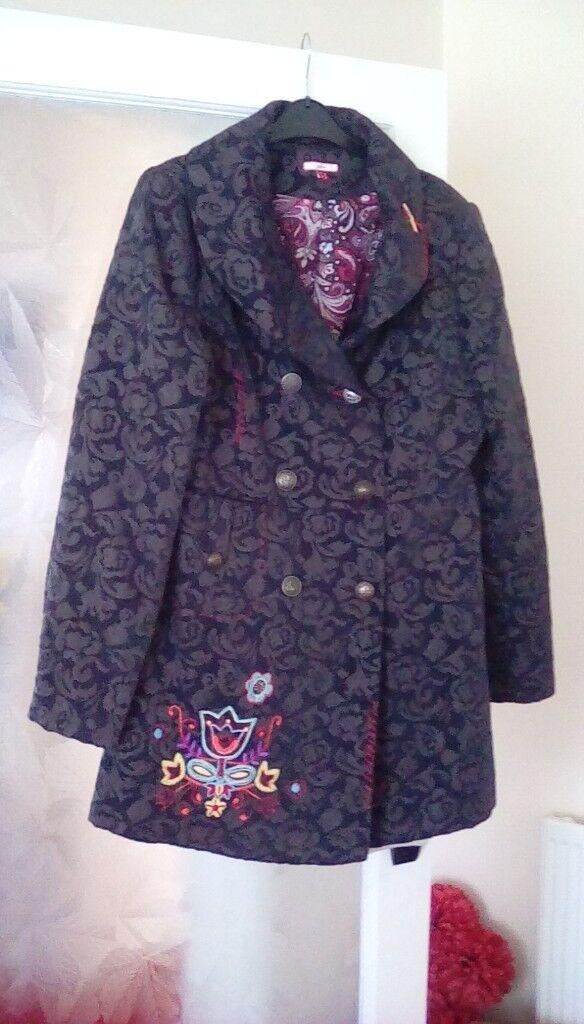 9fb76b544779 Joe browns coat size 16 | in Broughton, Cheshire | Gumtree