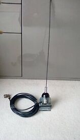 AMATEUR 2 METRE 1/4 WAVE WHIP ANTENNA - PRICE REDUCED