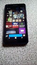 lumia 640 black lte