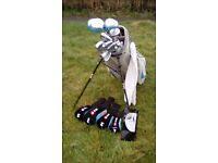 Craigton RAM golf club set