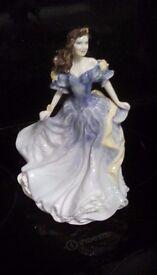 Royal doulton figurine Rebecca