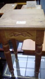Side table #33284 £20