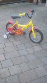 Child's 1st bike