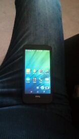 Htc mobile phone great condition