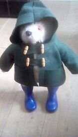 Old Paddington bear