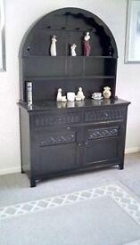 Dutch dresser black