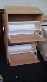 Shoe Cabinet (#42330) £20
