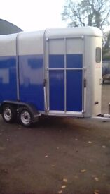 Ifor williams light weight double