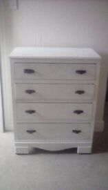 Chest of draws, 4 drawers.