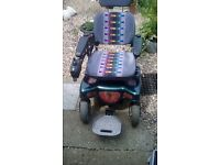 Shoprider Snappy powerchair in good condition for year.