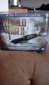 Boxed sealed World War Two Collection 10 Disc