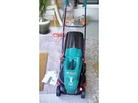 BOSCH ROTAK 370ER CORDED ELECTRIC MOWER - NEW & UNUSED BUT OUT OF ORIGINAL BOX