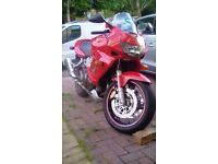 Honda vtr 1000 for sale £1650 ono