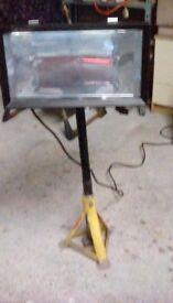 Halogen Primrose Heater Lamp