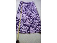 Kim&Co ladies skirt - Size 16