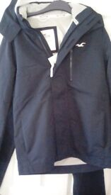 Hollister jacket size small mens