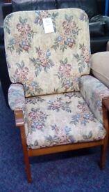 Fireside chair #30443 £39