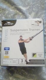 Suspension trainer and ab trimmer