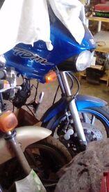 Yamaha tdm 850 parts