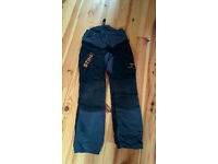 Stihl protective chainsaw trousers XS