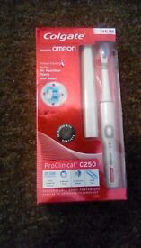Colgate ProClinical C25 rechargeable toothbrush