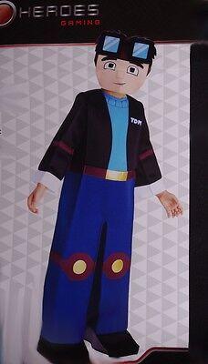 TDM Dan U Tuber Tube Heroes Gaming Halloween Costume Diamond Minecart Sm 4 6 NEW