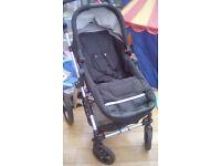 Pram travel system 2 in1 combi stroller buggy pushchair
